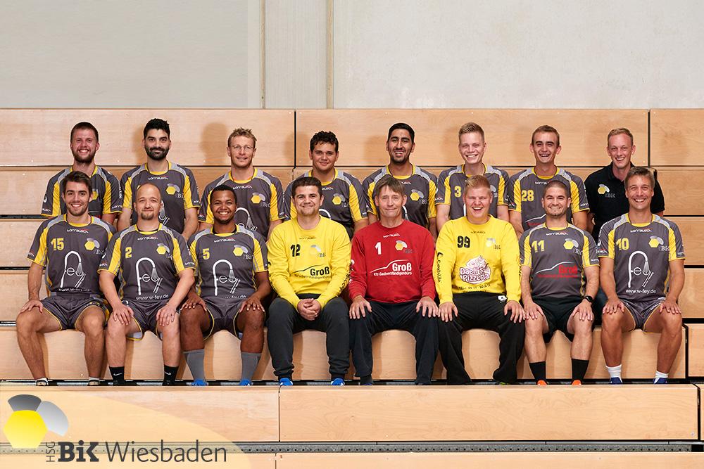 2  Herren | HSG BIK Wiesbaden